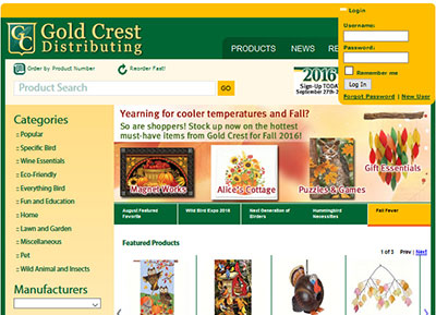 Gold Crest Distributing