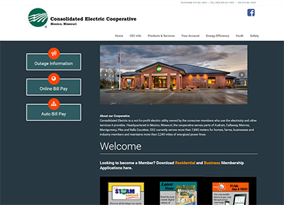 Consolidated Electric Cooperative